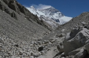 Path to everest