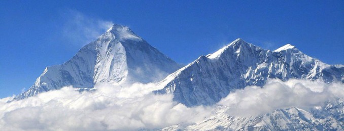 dhaulagiri himalaya nepal