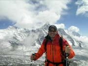 trekking in the Khumbu