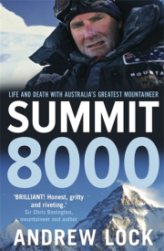 Buy andrew lock's summit 8000 book online